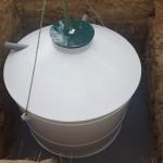 Plastová nádrž na vodu PN 6