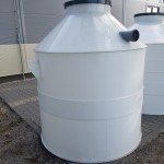 Plastová žumpa PN 3
