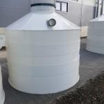 Plastová vsakovacia nádrž PNV 6