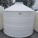 Plastová nádrž na vodu PN 7