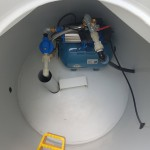 Plastová vodomerná šachta VS 6