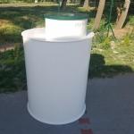 Plastová vodomerná šachta VS3