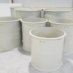 Potravinárska plastová nádrž