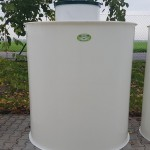 Plastová vodomerná šachta VS 5