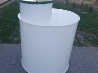 Plastové vodomerné šachty