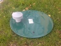 Plastové vsakovacie nádrže