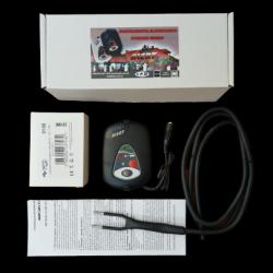 Signalizátor naplnenia nádrže - čierny
