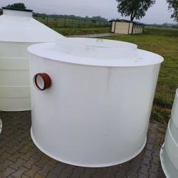 Plastový odlučovač ropných látok ORL 25  Plastové odlučovače ropných látok rady ORL...