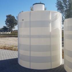 Plastová nádrž NV 12  Zváraná plastová nádrž na použitie do sťažených podmienok,...