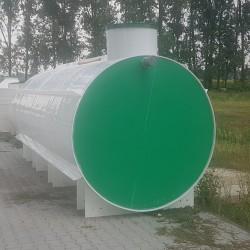 Ležatá podzemná plastová nádrž PL 17  Ležatá zváraná podzemná plastová nádrž rady...