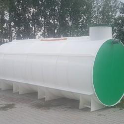 Ležatá podzemná plastová nádrž PL 30  Ležatá zváraná podzemná plastová nádrž rady...