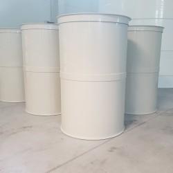 Potravinárska nádrž PTN 500l  Stojatá zváraná nadzemná plastová nádrž vyrobená z...