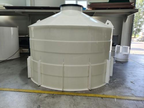 Plastová podzemná žumpa nádrž