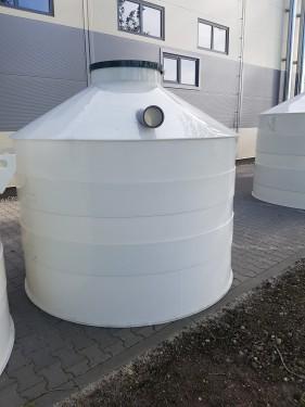 Plastová vsakovacia nádrž PNV 5