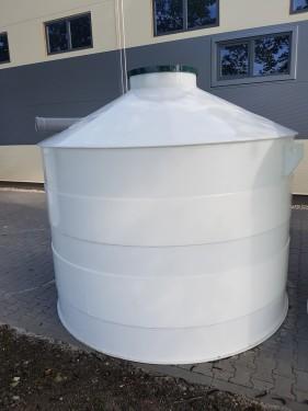 Plastová vsakovacia nádrž PNV 8