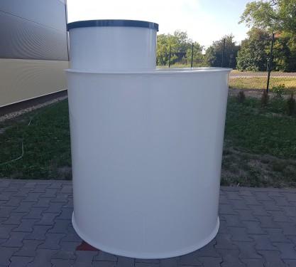 Plastová vodomerná šachta VS2