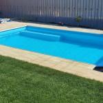 Plastový bazén skimmerový